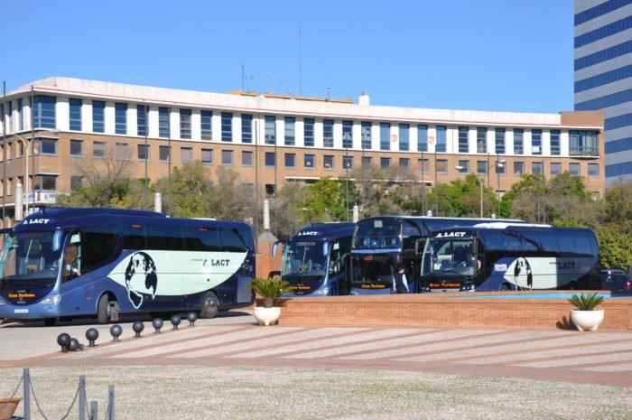 Presupuesto para alquilar un autobús