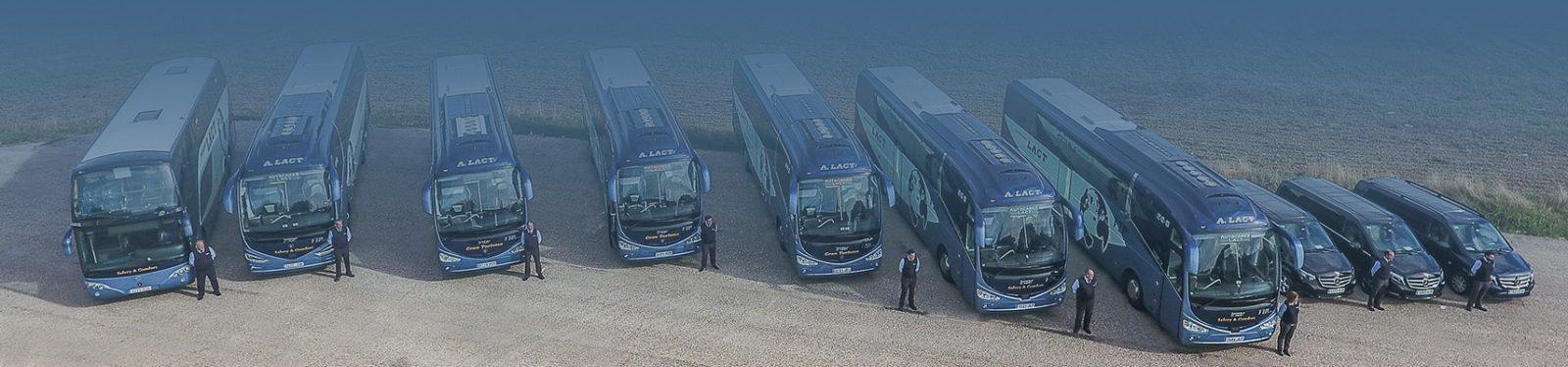 Alquiler de buses para congresos y convenciones